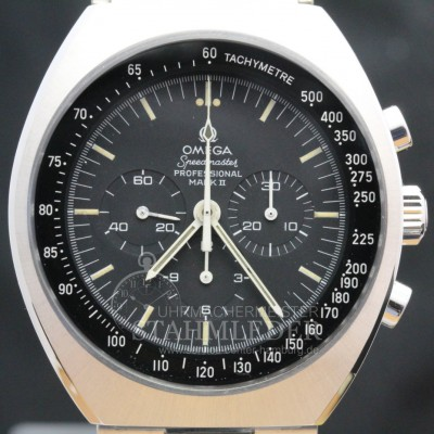 Zur Referenz: 'Omega Speedmaster Mark 2 1970'